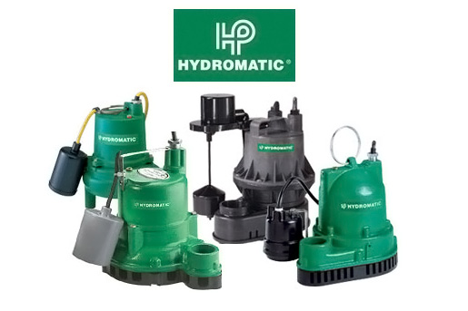 Hydromatic Sump Pumps
