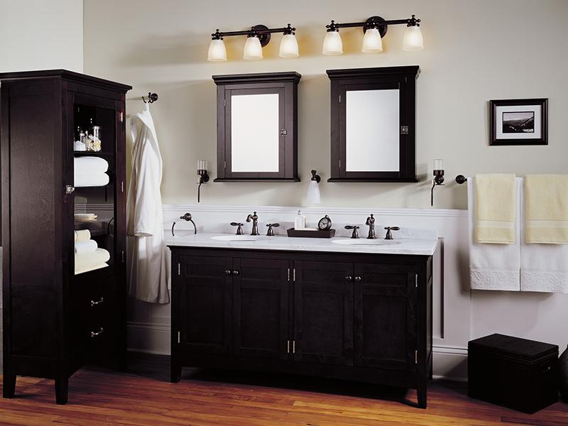 Delta Victoria Bathroom Remodel